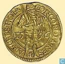 Holland ducat 1596