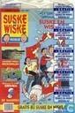 Comics - Suske und Wiske - De snikkende sirene