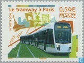 Le tramway à Paris