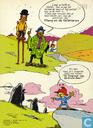 Bandes dessinées - Khéna et le Scrameustache - De medaille van de Inca's