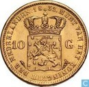 Netherlands 10 gulden 1832