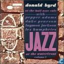 Donald Byrd at the half note cafe, volume 1