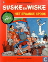 Comics - Suske und Wiske - Het Spaanse spook