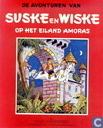 Bandes dessinées - Bob et Bobette - Suske en Wiske op het eiland Amoras
