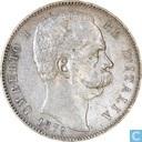 Italië 5 lire 1879 R