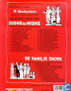 Comics - Suske und Wiske - De kleppende klipper