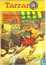Strips - Tarzan - Het stierengevecht