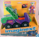 Imaginext DC Superfriends Joker Vehicle