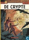Bandes dessinées - Lefranc - De crypte