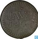 Niederländisch-Ostindien ½ Stuiver 1811
