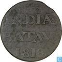 Nederlands-Indië ½ stuiver 1818
