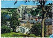 Dinant - Eglise Notre-Dame et la Citadelle