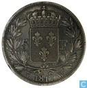 France 5 francs 1817 (W)