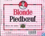 Piedboeuf Blond