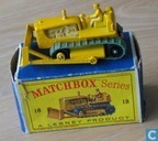 Model cars - Matchbox - Caterpillar Bulldozer