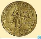 Holland ducat 1777
