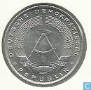 Monnaies - RDA - RDR 5 pfennig 1968