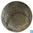 Frankrijk 1 écu 1762 L