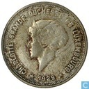 Luxembourg 5 francs 1929