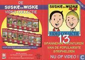 Suske en wiske Video collectie