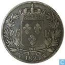 Frankreich 5 Franc 1823 (W)