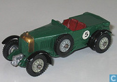Bentley 4½ Litre Le Mans