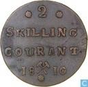 Norvège 2 Skilling 1810