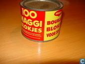 Maggi's bouillon blokjes (voor 20 liter)
