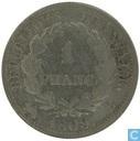 France 1 franc 1808 (B)