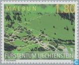 Liechtenstein aériennes