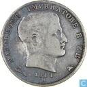 Koninkrijk Italië 1 lira 1811 (B)