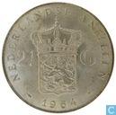 Nederlandse Antillen 2½ gulden 1964