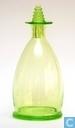 Brandy Likeurkaraf vert-chine