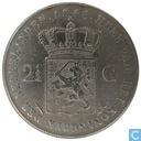 Nederland 2½ gulden 1848