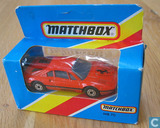 Model cars - Matchbox - Ferrari 308 GTB