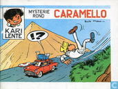 Comic Books - Clever Claire - Mysterie rond Caramello